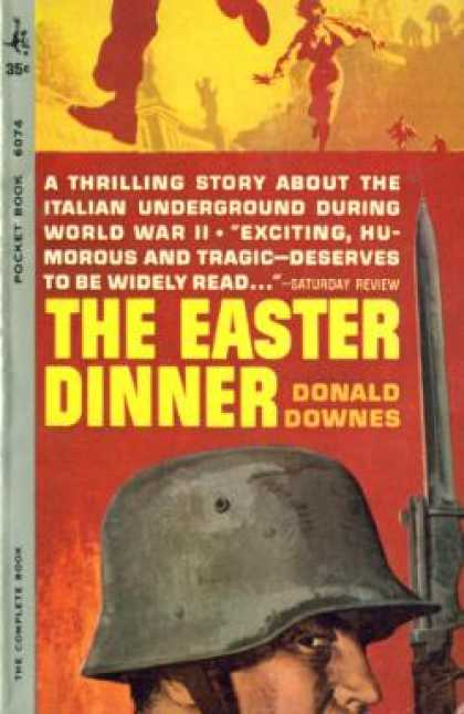 Pocket Books - The Easter Dinner - Donald Downes