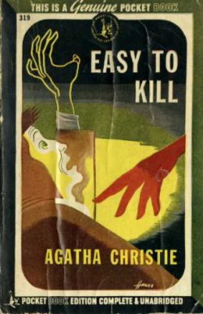 Pocket Books - Easy to Kill - Agatha Christie