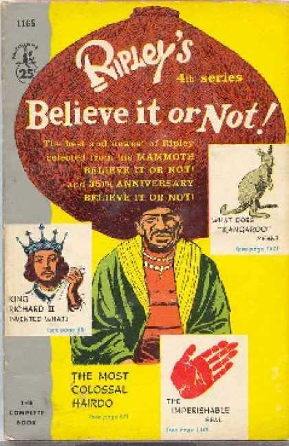 Pocket Books - Ripley's Believe It or Not! 4th Series - Ripley's Believe It or Not!