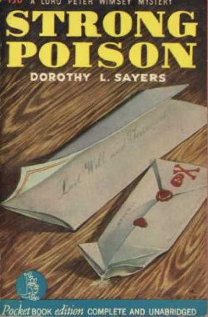 Pocket Books - Strong Poison - Dorothy L. Sayers