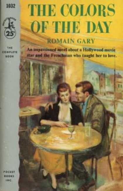 Pocket Books - The Colors of the Day - Romain Gary