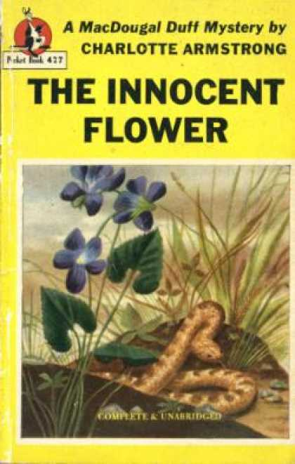 Pocket Books - The Innocent Flower - Charlotte Armstrong