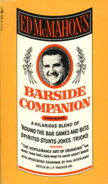 Pocket Books - Barside Companion - Ed Mcmahon