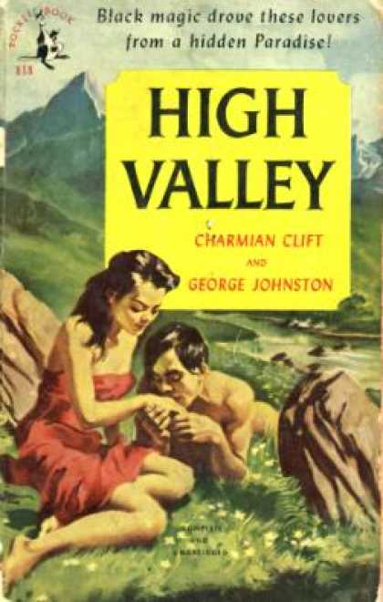Pocket Books - High Valley - Charmaine, Johnston, George Clift
