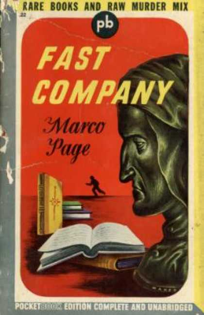 Pocket Books - Fast Company - Marco Page