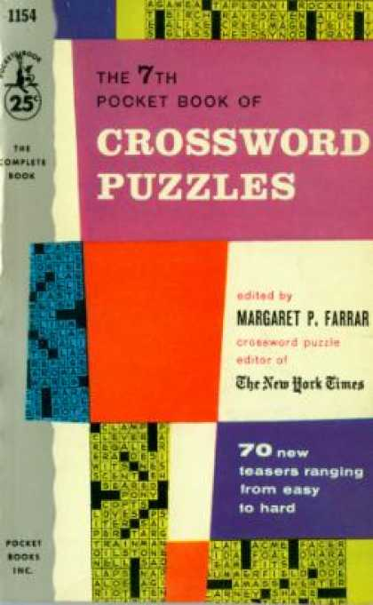 Pocket Books - The 7th Pocket Book of Crossworld Puzzles