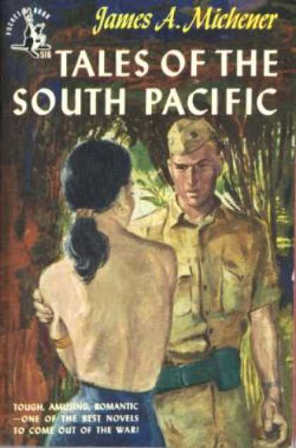 Pocket Books - Tales of the South Pacific