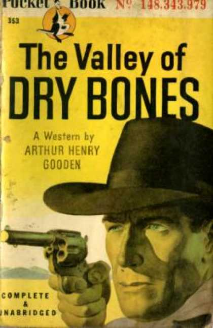Pocket Books - ...the Valley of Dry Bones - Arthur Henry Gooden