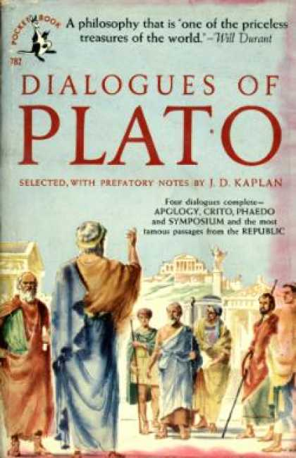 Pocket Books - Dialogues of Plato