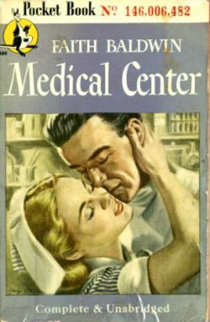 Pocket Books - Medical Center
