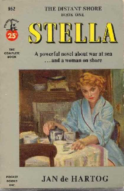Pocket Books - Stella, - Jan De Hartog