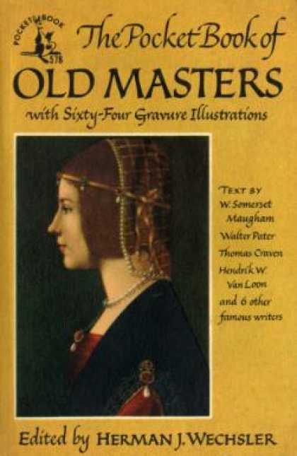 Pocket Books - The Pocket Book of Old Masters