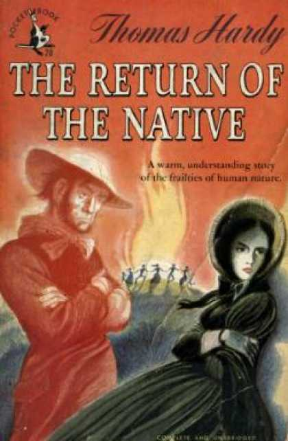 Pocket Books - The Return of the Native - Thomas Hardy
