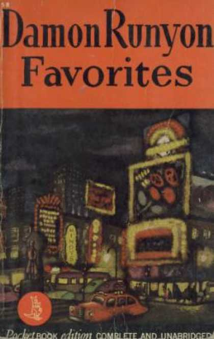 Pocket Books - Damon Runyon Favorites - Damon Runyon