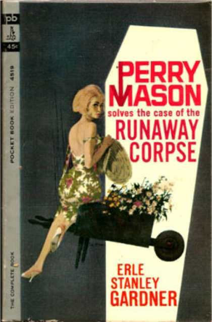 Pocket Books - Perry Mason Solves the Case of the Runaway Corpse
