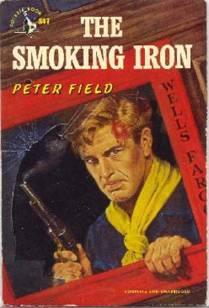 Pocket Books - The Smoking Iron - Peter Field