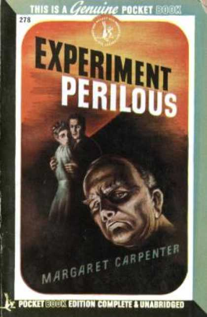 Pocket Books - Experiment Perilous