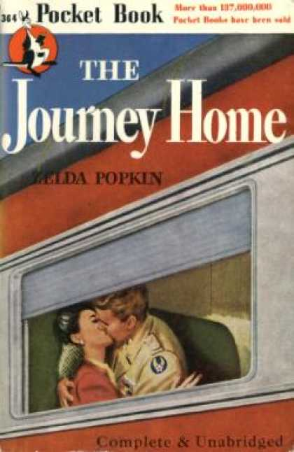 Pocket Books - The Journey Home - Zelda Popkin
