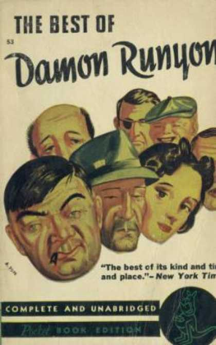 Pocket Books - The Best of Damon Runyon - Damon Runyon