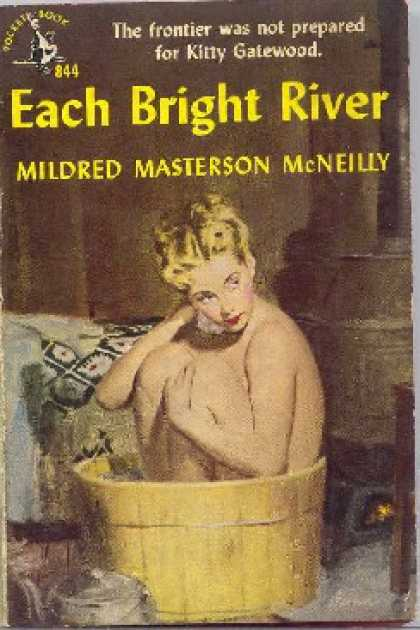 Pocket Books - Each Bright River - Mildred Masterson Mcneilly