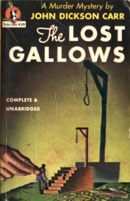 Pocket Books - The Lost Gallows - John Dickson Carr