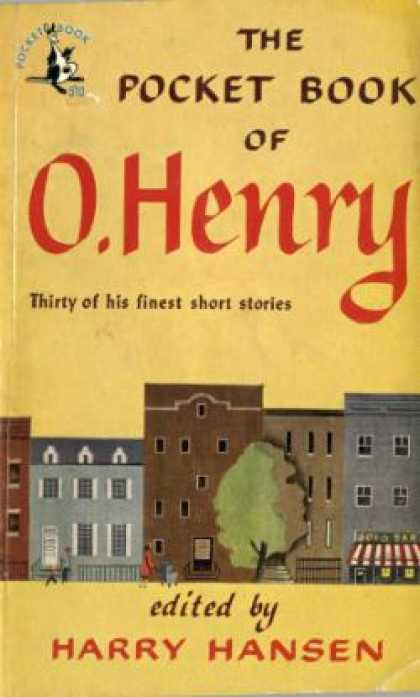 Pocket Books - Pocket Book of O'henry Stories: Pocket Book of O'henry Stories