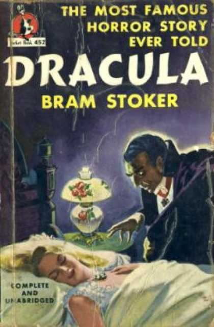 Pocket Books - The Most Famous Story Ever Told,dracula - Bram Stoker