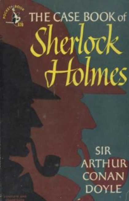 Pocket Books - The Case Book of Sherlock Holmes