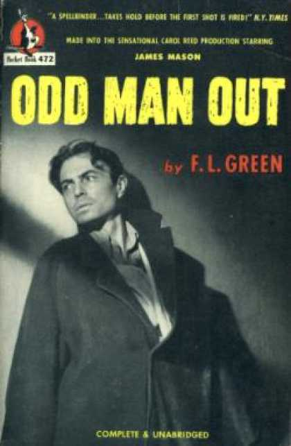 Pocket Books - Odd Man Out - Green