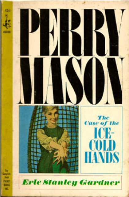 Pocket Books - Perry Mason: The Case of the Ice-cold Hands