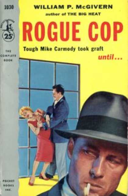 Pocket Books - Rogue Cop - William P. Mcgivern