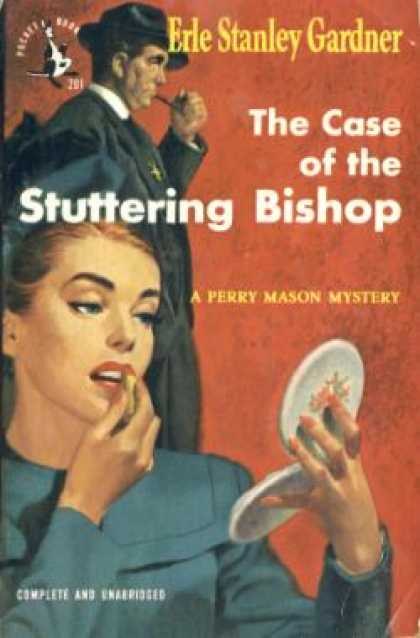 Pocket Books - The Case of the Stuttering Bishop