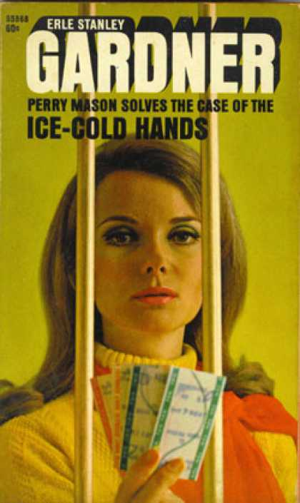 Pocket Books - Perry Mason - Solves the Case of the Ice-cold Hands