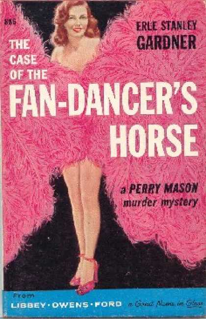 Pocket Books - The Case of the Fan-dancer's Horse - Erle Stanley Gardner