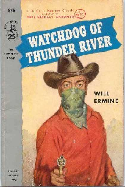 Pocket Books - Watchdog of Thunder River - Will; Gardner, Erle Stanley Ermine
