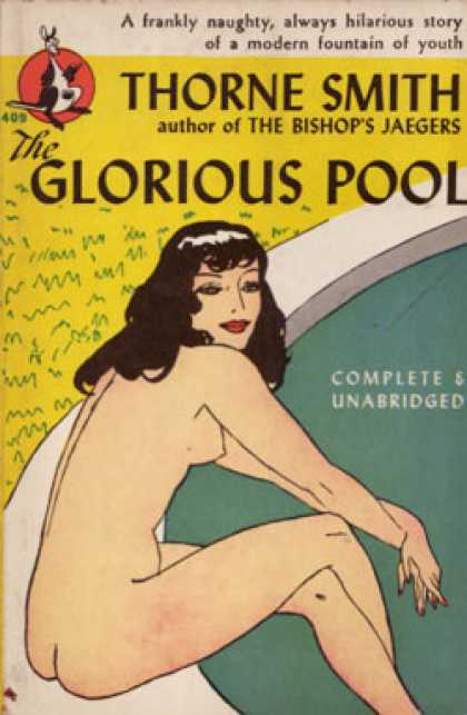 Pocket Books - Glorious Pool - Thorne Smith