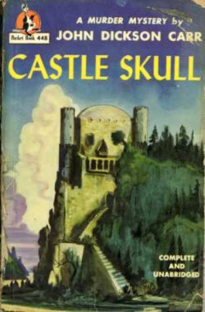 Pocket Books - Castle Skull - John Dickson Carr