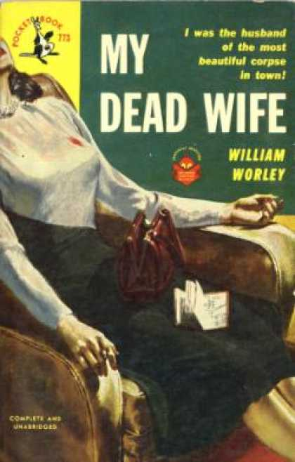 Pocket Books - My Dead Wife - William Worley