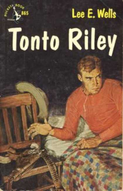 Pocket Books - Tonto Riley - Lee E. Wells
