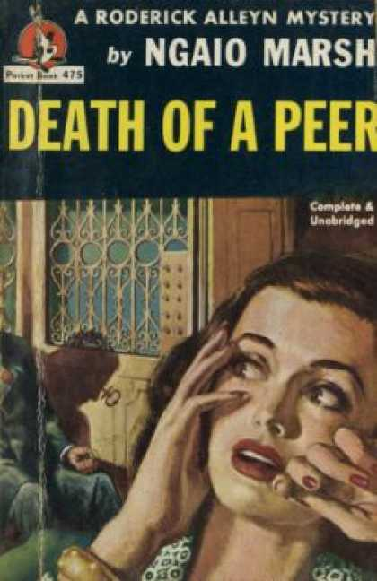 Pocket Books - Death of a Peer - Ngaio Marsh