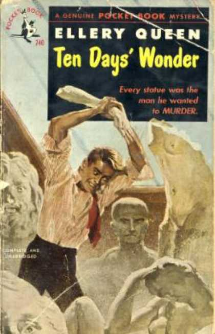 Pocket Books - Ten Days' Wonder