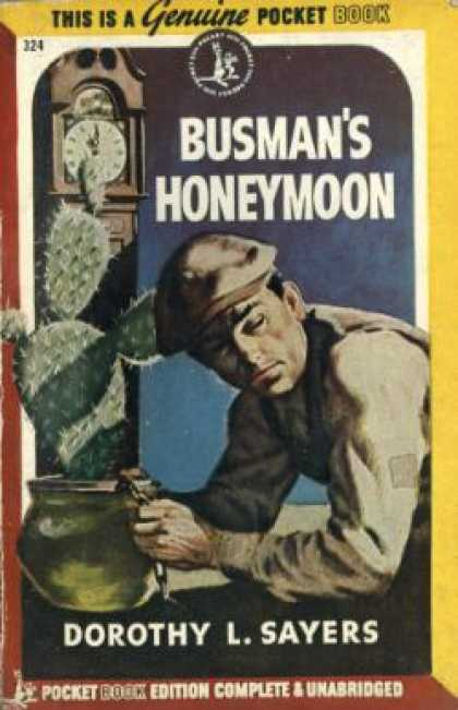 Pocket Books - Busmans Honeymoon - Dorothy L. Sayers