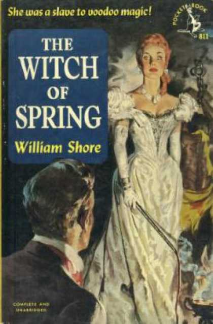 Pocket Books - The Witch of Spring - William Shore