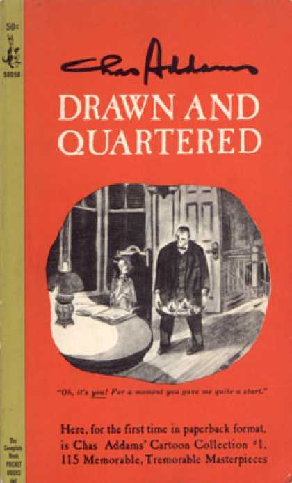 Pocket Books - Drawn and Quartered