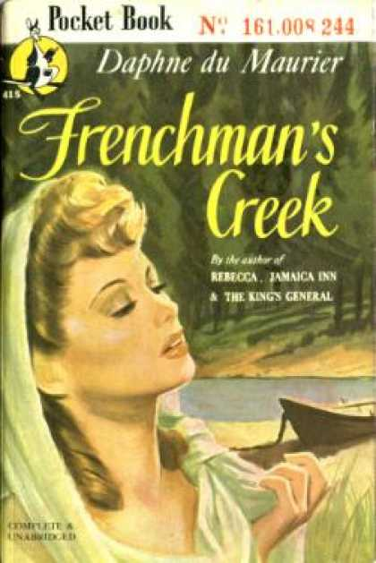 Pocket Books - Frenchman's Creek - Daphne Du Maurier
