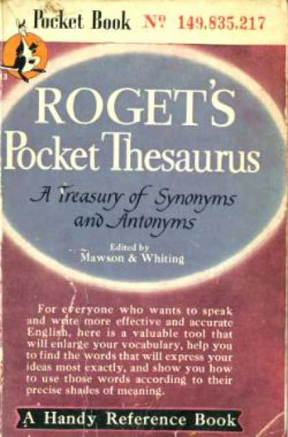Pocket Books 887