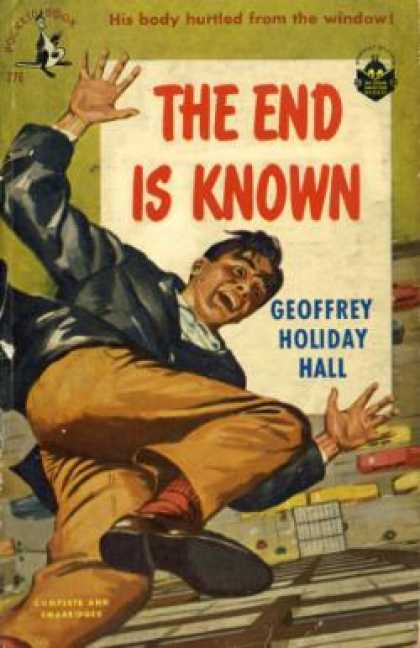 Pocket Books - The end is known - Geoffrey Holiday Hall