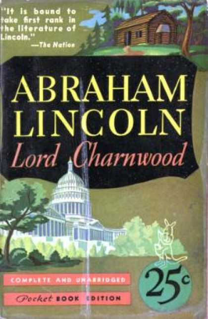 Pocket Books - Abraham Lincoln - Lord Charnwood