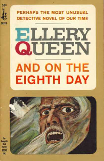 Pocket Books - And On the Eighth Day - Ellery Queen