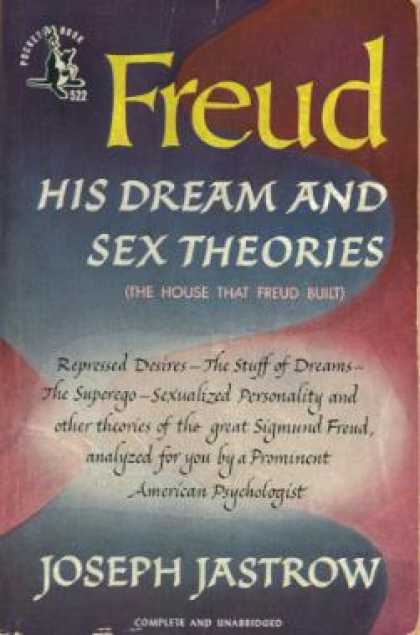 Pocket Books - Freud: His Dream and Sex Theories - Joseph Jastrow